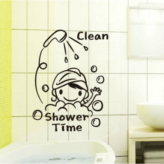 It's Shower Time