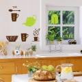 Coffee-related Merchandise Wall Sticker