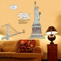 Statue of Liberty Wall Art Sticker