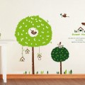 Sweet Home Tree Wall Decal