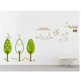 Thinking of You Photo Frame Tree Wall Art