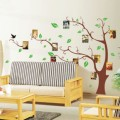 Photo Frame Tree Wall Art Decal