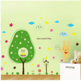 One Sweet Day Children Wall Decal
