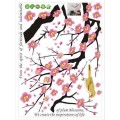Plum Blossom Tree Branch