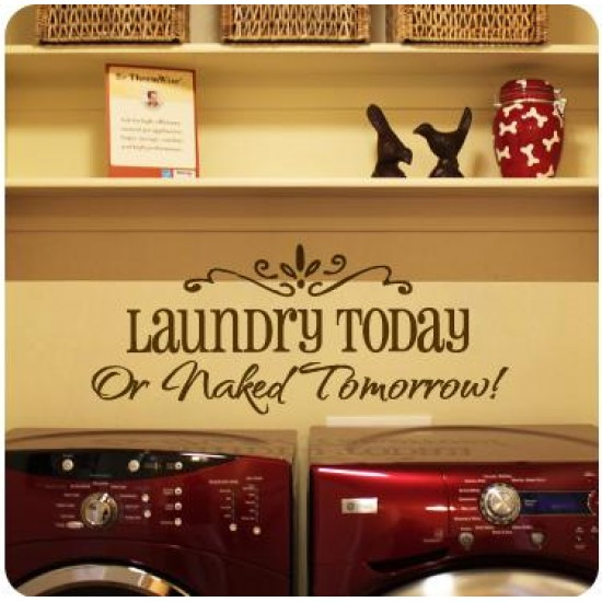 Funny Laundry Quote