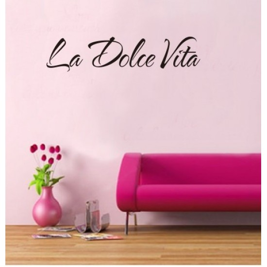La Dolce Vita Quote