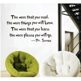 Read and Learn from Dr. Seuss